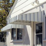 Solid Aluminum Awnings