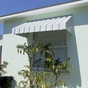 Solid Aluminum Window Awning