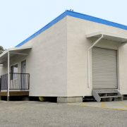 Industrial Aluminum Awnings