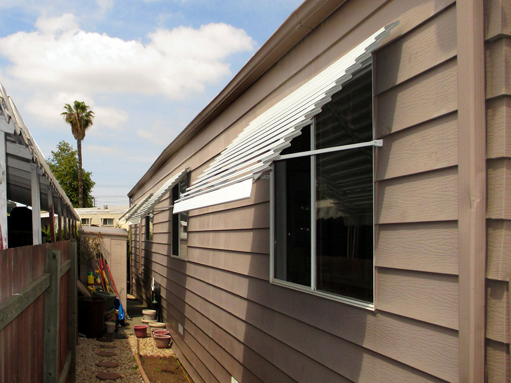 Aluminum Awnings | Superior Awning