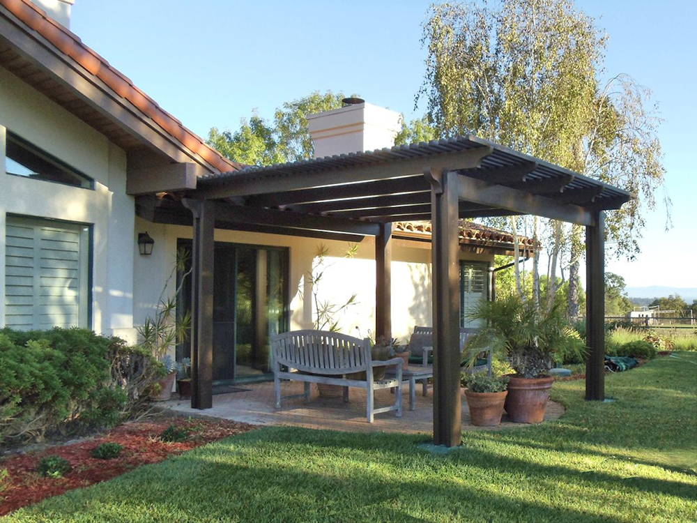 Shade Ideas For Backyard Canopies