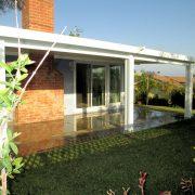 Newport Solid Alumawood Patio Cover