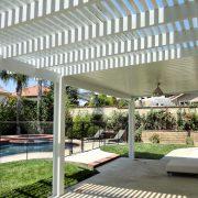 Combination Roof Alumawood Patio Cover