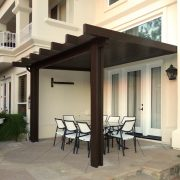 Newport Solid Alumawood Patio Cover