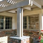 Laguna Lattice Alumawood Patio Cover