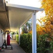 Alumawood Roof Extension