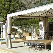 Residential Pool Cabanas