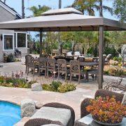 Backyard Dining Cabana