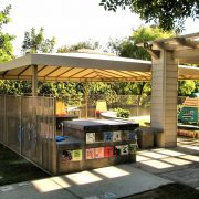 Children's Play Area Cabana