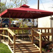 Deck Cabana