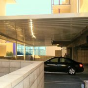 Commercial Aluminum Parking Cover
