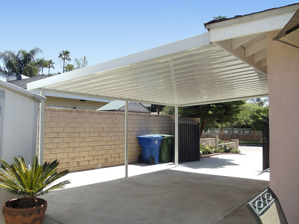 awnings miami shade carports products carport since awning solutions custom enclosed residential