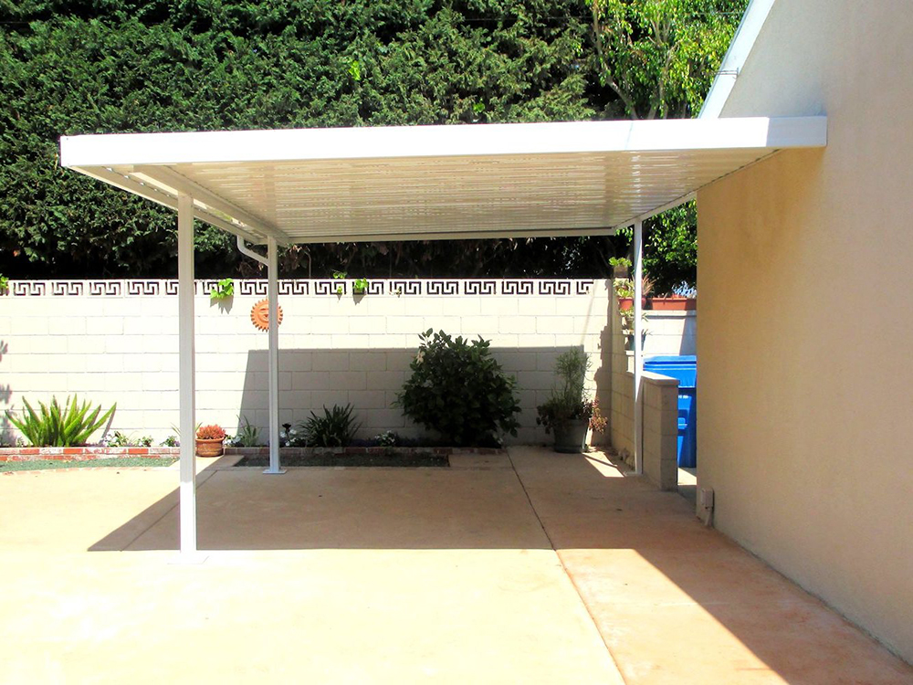 photo contemporary awning carport outrigger garage by sydney awnings