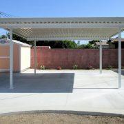 Freestanding Aluminum Carport