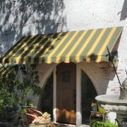 Old World Style Spear Awning