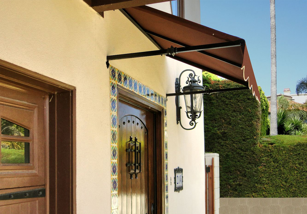 Canvas Window Or Door Awnings Superior Awning