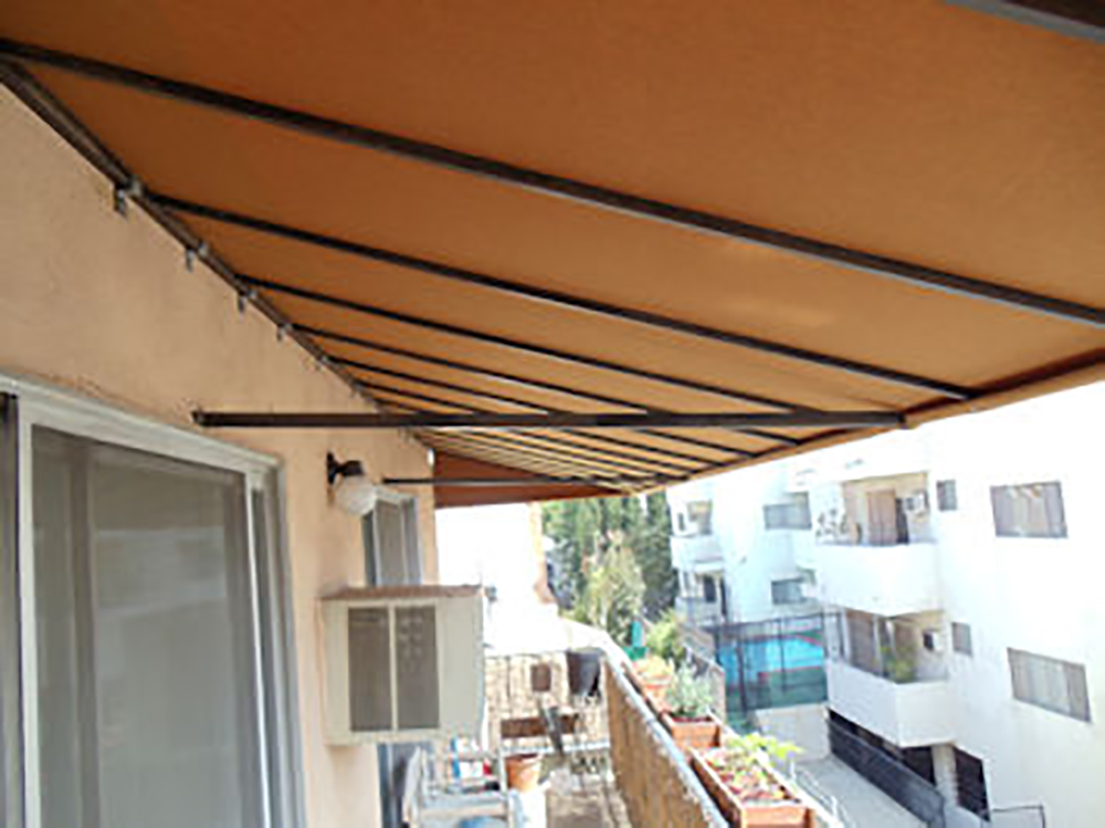 Awning Recover – After