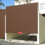 Loading Dock Gate Cover