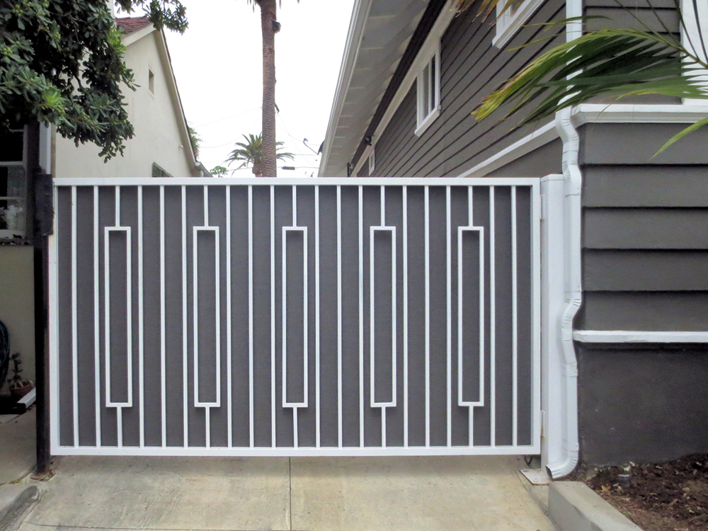 Metal Privacy Screen Outdoor