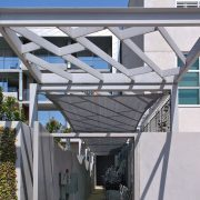 Walkway Shade Panel