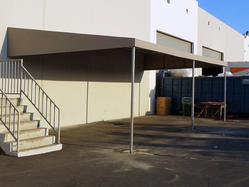 Industrial Awnings and Covers | Superior Awning