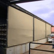Industrial Storage Shades
