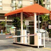 Parking Kiosk Canopy