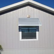 Mobile Home Window Awning