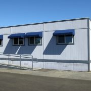 Portable Building Awnings