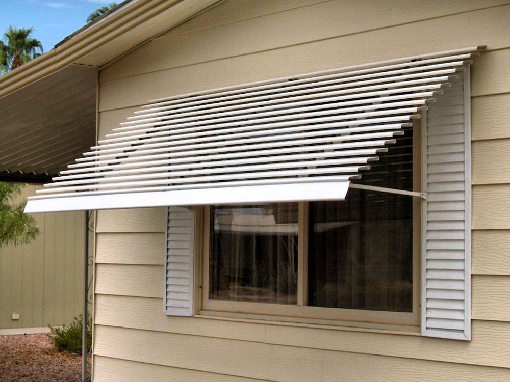 Mobile home patio covers superior awning for Window cover for home