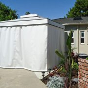 Cabana Enclosure Curtains