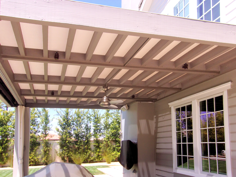 Patio Roofs And Roof Tarps Superior Awning