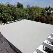 Fixed Patio Roof Panel