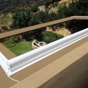 Skylight Patio Cover - Open