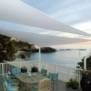 Shade Sails Patio Cover