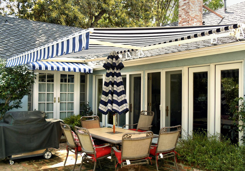 Standard Canvas Patio Covers | Superior Awning