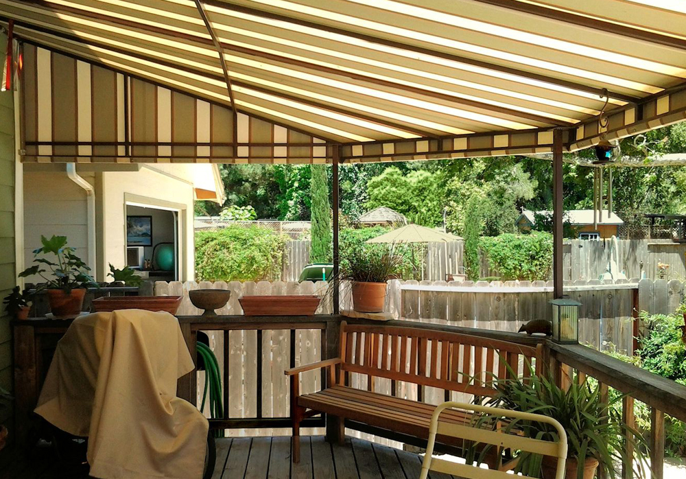Standard Aluminum Patio Covers | Superior Awning
