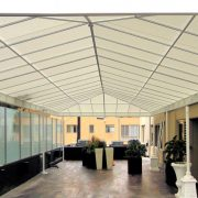 Permanent Event Space Canopy