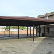 Freestanding Patio Cover