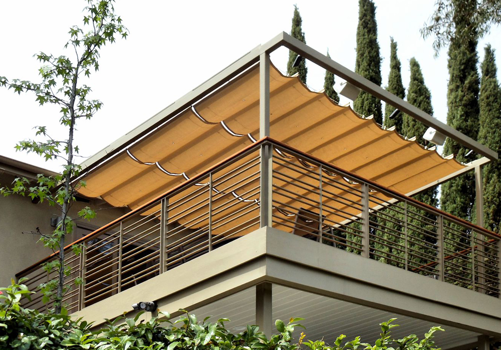 Slide Wire Patio Cover