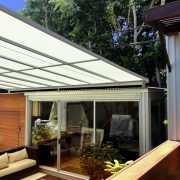 Blade Style Patio Cover