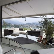 Retractable Awning - inside view