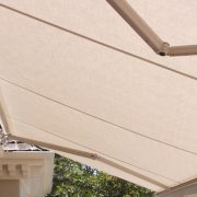 Retractable Awning - underside view