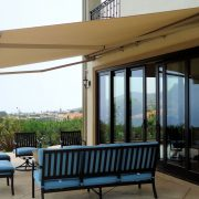 Retractable Awning - extended