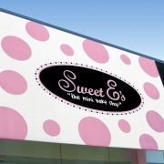 Bake Shop Sign Awning