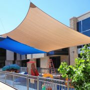 Play Area Shade Sail