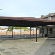 Institutional Shade Canopy
