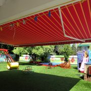 Home Daycare Retractable Awning