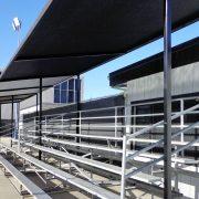 Bleachers Canopy