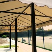 Tennis Court Spectator Shade